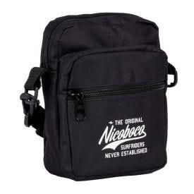 Bolsa Shoulder Bag Lisa Nicoboco - PRETO