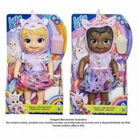 Boneca Baby Alive Tinycorn Hasbro - E9422