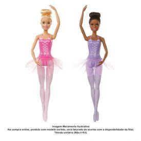 Boneca Barbie Bailarina Clássica Mattel - GJL58