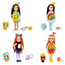 Boneca Barbie Club Chelsea Festa À Fantasia Mattel - GHV69