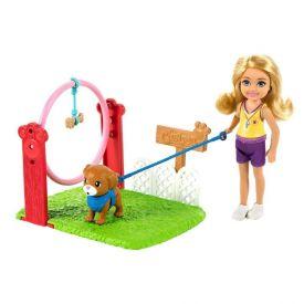 Boneca Barbie Mattel Chelsea Profissões Playset - GTR88