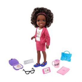 Boneca Barbie Mundo De Chelsea Profissões - GTN86