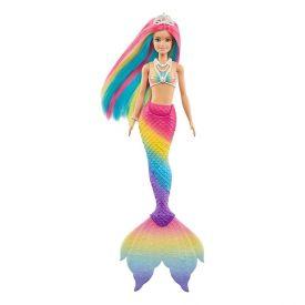 Boneca Barbie Sereia Mattel Dreamtopia - GTF89