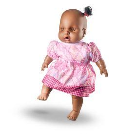 Boneca Bebê Judy Negra Milk - 469