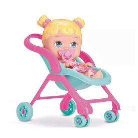Boneca Little Dolls Passeio Divertoys - 8027 - Loira