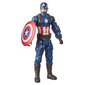Boneco Capitão América Hasbro Vingadores Titan Hero Series - F1342