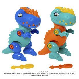 Boneco Dinossauro Tchuco Rex Samba Toys - 0251