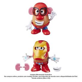Boneco Disney Marvel Mr. Potato Head Clássico Hasbro - E2417