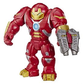 Boneco Figura Mega Mighties Hulkbuster Hasbro - E6668