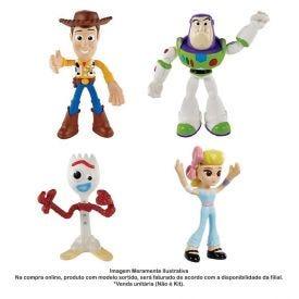 Boneco Flexível Toy Story 7 Polegadas Mattel - GGK83