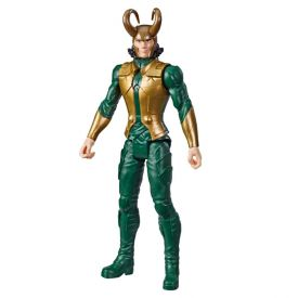Boneco Loki Hasbro Vingadores Titan Hero Series Marvel - E7874