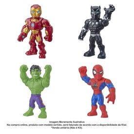 Boneco Marvel Mega Mighties Hasbro - E4132