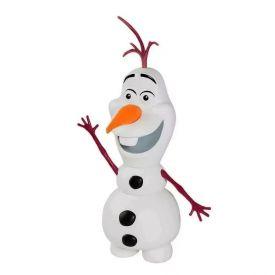 Boneco Olaf de Vinil Líder Brinquedos - 2598 - Branco