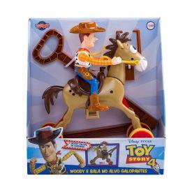 Boneco Woody E O Bala No Alvo Toyng - 22747