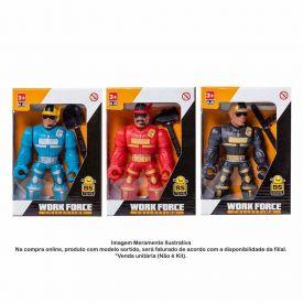 Boneco Work Force Bs Toys - 466