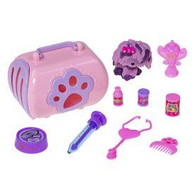 Brinquedo Clube Dos Filhotes Rosa Cks Toys - CL2112R/R