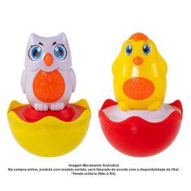 Brinquedo De Banho Amiguinhos Divertidos - HBR0161