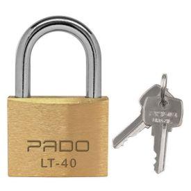 Cadeado Latao 40mm LT-40 Pado - DIVERSOS