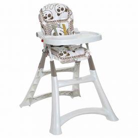 Cadeira Alta Para Refeição Premium Galzerano - Panda