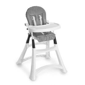 Cadeira Alta Premium Galzerano - Grafite