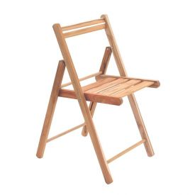 Cadeira Dobrável Natural Tramontina - 13967/052