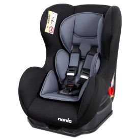 Cadeira para Auto Bebê 0 a 25kg Cosmo Nania - Preto Founce