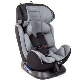 Cadeira Para Auto Reclinável Legacy 0 A 36Kg Voyage - Cinza Mescla