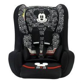 Cadeira Para Carro 0 A 25Kg Trio Mickey Typo - Preto