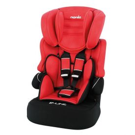 Cadeira Para Carro 9 A 36Kg Beline Luxe Nania - Rouge Luxe