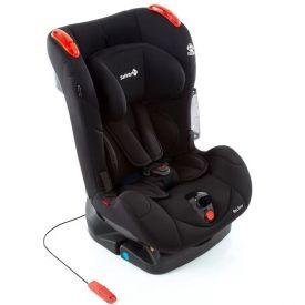 Cadeira Para Carro Recline Suporta De 0 A 25Kg Safety - Full Black