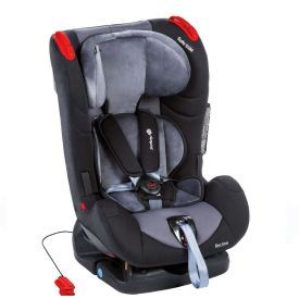Cadeira Para Carro Recline Suporta De 0 A 25Kg Safety - Preto