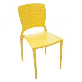 Cadeira Safira Amarela Tramontina - 92048/000