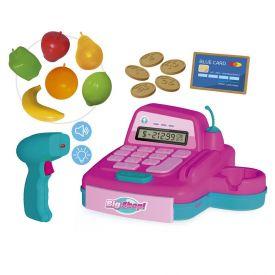 Caixa Registradora Usual Brinquedos Girl Com Som E Luz - 434