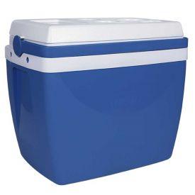 Caixa Térmica 34 Litros Mor - Azul