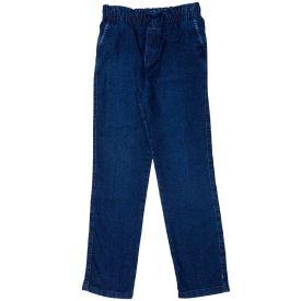 Calça 12 a 16 anos Jeans com Cordão Hot Dog Jeans