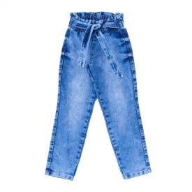 Calça 4 a 10 Anos Clochard Marmelada Jeans