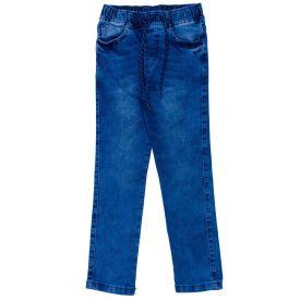 Calça 4 a 10 anos Jeans Jogger Hot Dog Jeans
