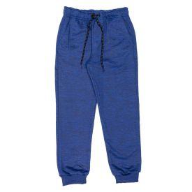 Calça 4 a 10 anos Moletom Nicoboco Azul