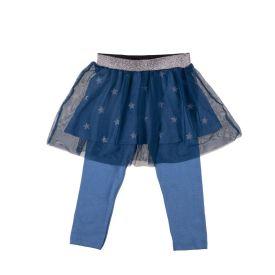 Calça de 1 a 3 Anos Saia de Estrelas Yoyo Kids