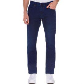 Calça Jeans Básica Marc Alain Estonado