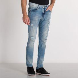 Calça Jeans Denim Rock&Soda Blue Claro