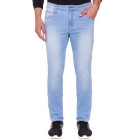 Calça Jeans Hiper Clair Marc Alain Blue Claro