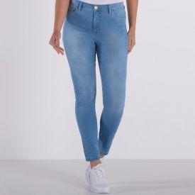 Calça Jeans Moletom Patrícia Foster