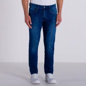 Calça Jeans Skinny Confort Marc Alain