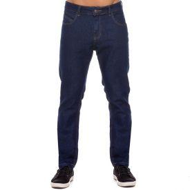 Calça Jeans Slim Amaciada Marc Alain Blue