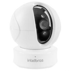 Câmera Interna de Segurança iC4 com Wi-fi Intelbras - Branco
