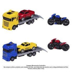 Caminhão Road Trippers Orange Toys - 0414