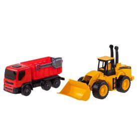 Caminhão 1520 Brutale Construction Roma Brinquedos - Plástico
