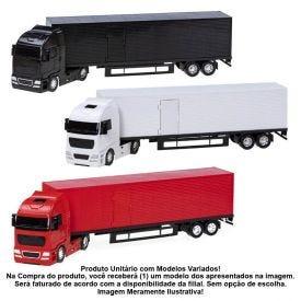 Caminhão Baú Diamond Truck Roma Jensen - 1330
