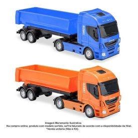 Caminhão Iveco Hi-Way Basculante Usual Brinquedos - 271